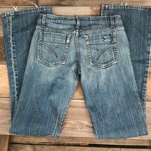 Joe's Vintage Jeans. Lightly worn.